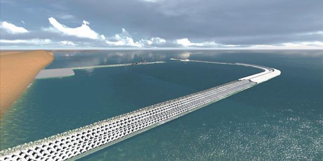 Nouveau port de Safi : Où en est le chantier?