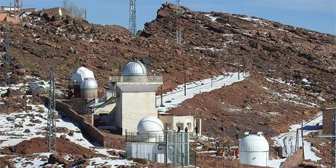L'Observatoire d'Oukaimeden participe à une aventure interstellaire