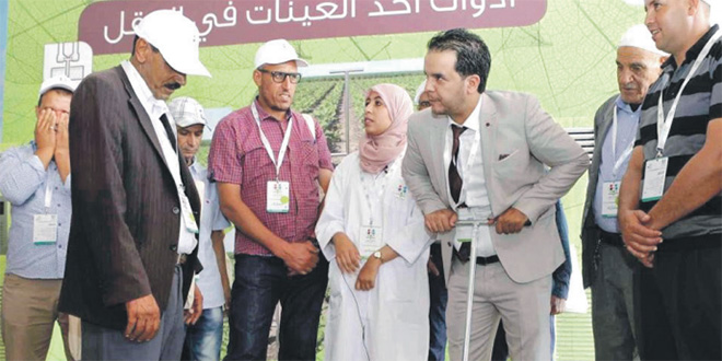 "OCP: Le dispositif ""Al Moutmir itinérant"" arrive à Fkih Ben Saleh"