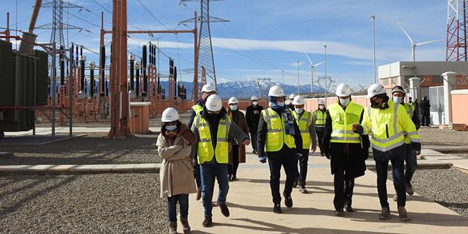 Midelt: L'ONEE achève la construction du parc éolien