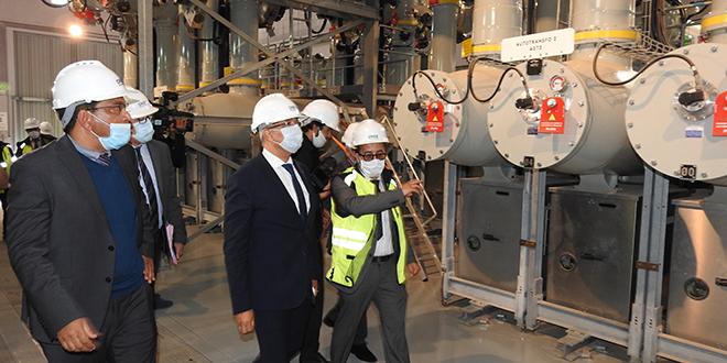 L'ONEE renforce l'alimentation électrique des provinces du Sud