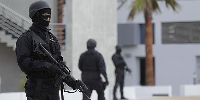 Un terroriste présumé arrêté à Tanger