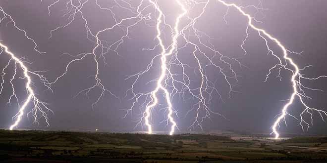 Week-end : Orageux sur la majeure partie du Pays