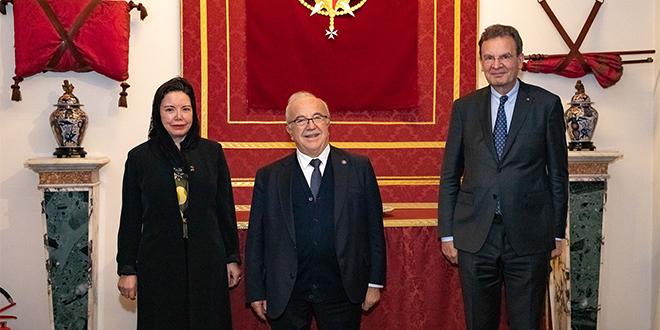 Ramadan: L'Ordre de Malte transmet ses vœux et invite le Roi