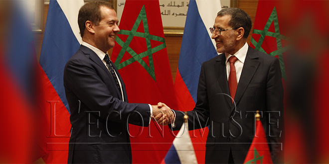 Douane, Énergie, Agriculture : Le business maroco-russe prend forme