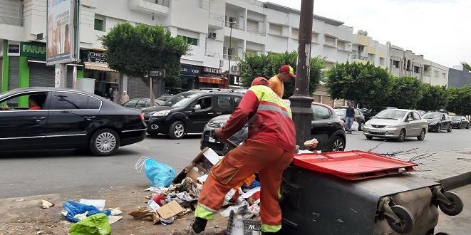 Fès: Ozone en guerre contre les déchets