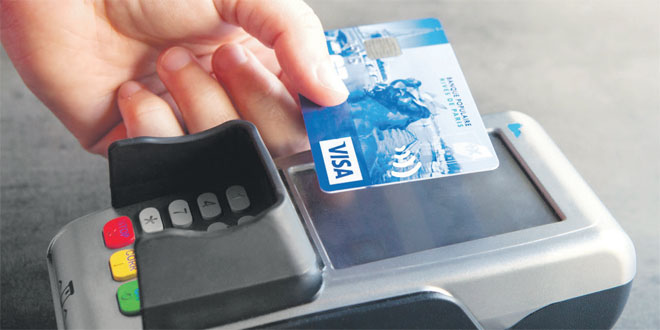 Paiement contactless: Visa et le CMI rehaussent le plafond