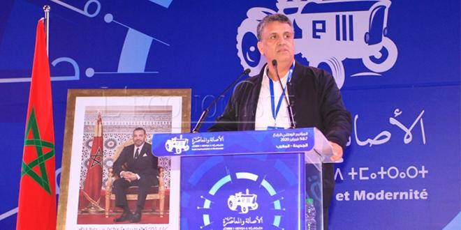 Fès: Abdellatif Ouahbi critique le rapport de Benmoussa