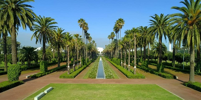 Casablanca: ouverture du parc Ligue Arabe à la veille de l'Aïd