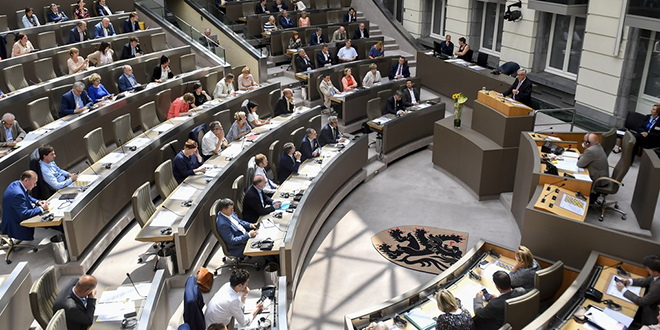 Le parlement flamand évacué suite à une alerte à la bombe