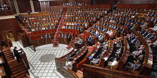 Questions orales: séance plénière chez les représentants