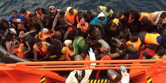 Espagne : 15 migrants secourus au large d'Almeria