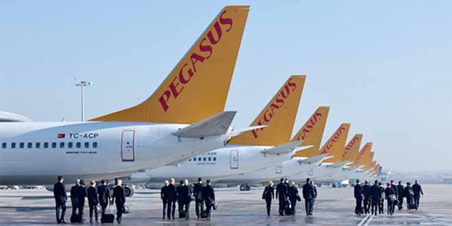Aérien : Pegasus desservira Casablanca en juillet
