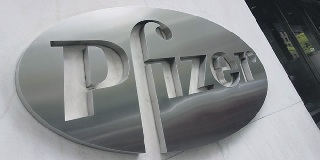 Pfizer annonce des résultats records au 1er trimestre 2021