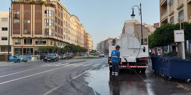 Aid Al Adha: 9.000 tonnes de déchets collectées à Tanger