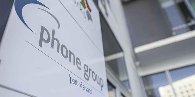 Phone Group étend ses activités