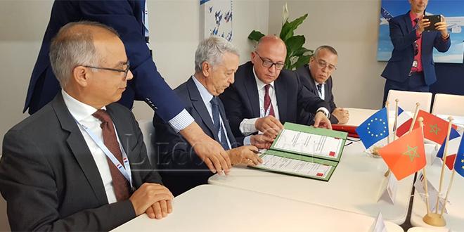 Aviation : Le Maroc et la France concluent deux accords