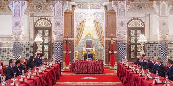 Le Maroc approuve sept accords internationaux