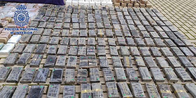 Madrid/ Trafic de cocaïne: Le plus grand gang dirigé par un Marocain démantelé