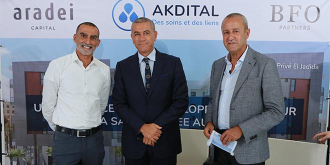 Santé privée: Le Groupe Akdital accueille Aradei Capital dans son tour de table
