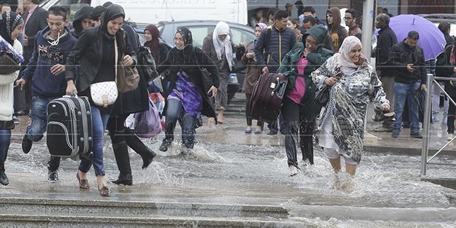 ALERTE METEO-De fortes pluies vendredi et samedi