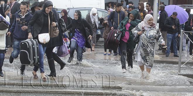 Météo : De fortes pluies ce dimanche