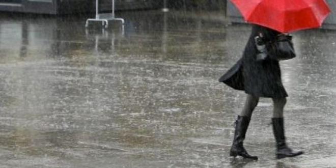 Pluies généralisées sur le Royaume