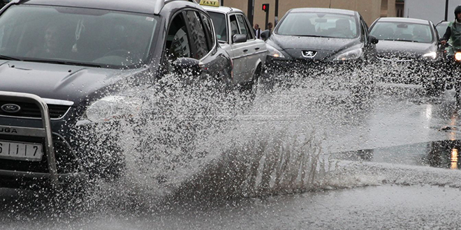 ALERTE METEO-Fortes averses orageuses prévues samedi