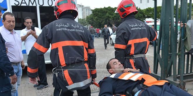 Hooliganisme: 9 forces de l'ordre et 10 supporters blessés