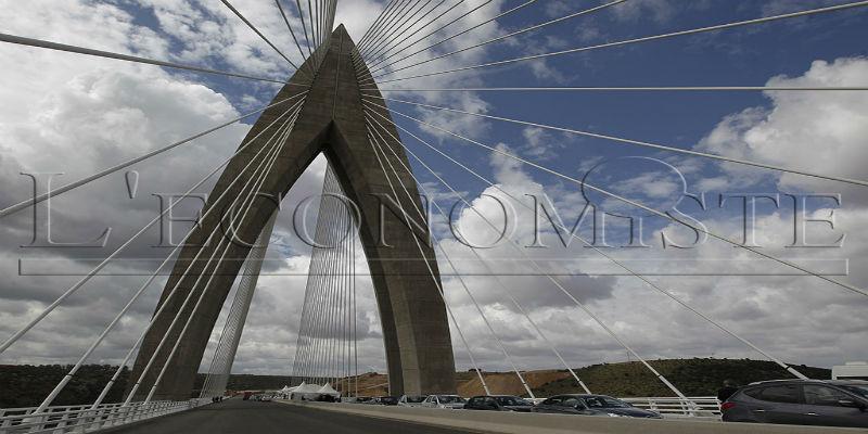 Pont Mohammed VI de Rabat: ADM lance des travaux de maintenance