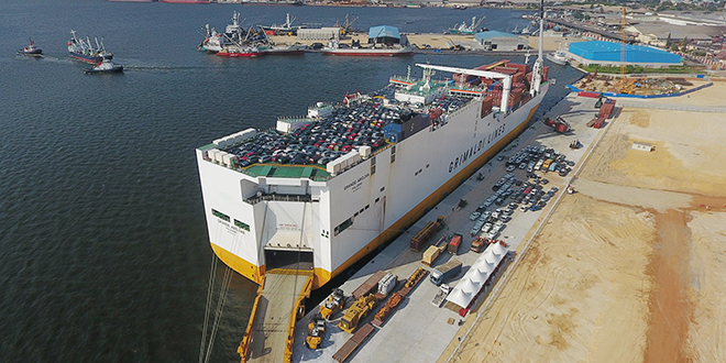 TMSA aménagera une plateforme logistique au port d'Abidjan