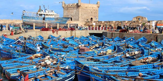 Port d'Essaouira : Le nouveau chantier naval opérationnel