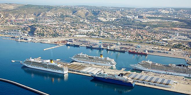 Port : Marseille veut renforcer ses connexions avec Tanger Med
