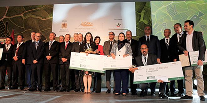 Prix national de la presse agricole et rurale : remise des prix au SIAM