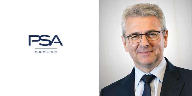 Le Groupe PSA renforce sa direction régionale