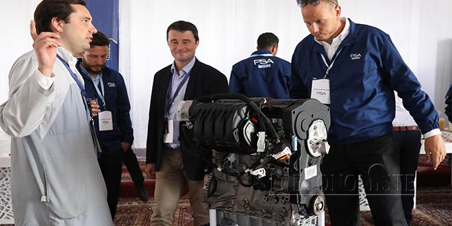 PSA Maroc met le turbo