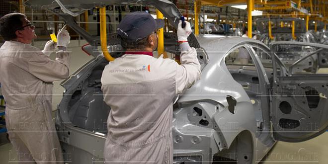 Automobile: Une production mondiale au niveau de 2010