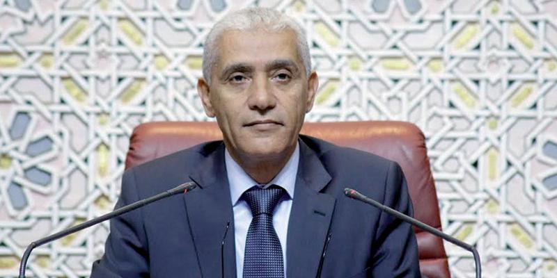 Rachid Talbi Alami, Président de la Chambre des représentants
