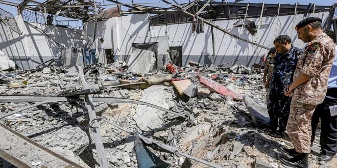 Libye : Plusieurs Marocains tués dans le raid