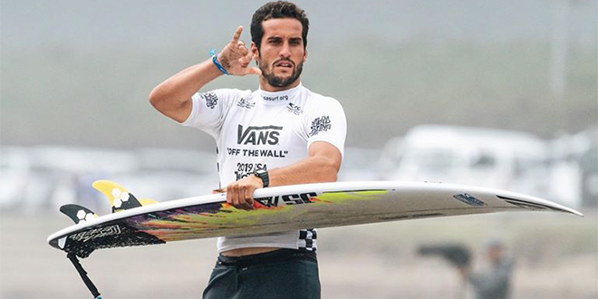 VIDEO/ Surf: Ramzi Boukhiam remporte l