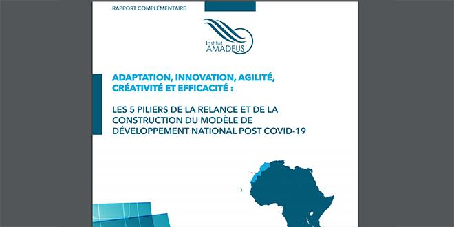 COVID19: Amadeus plaide pour un modèle de développement inclusif