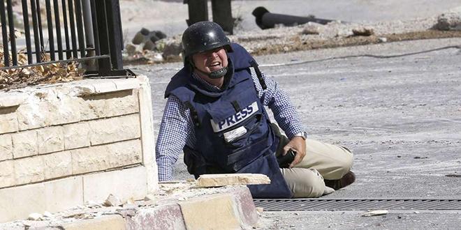 Déjà plus de journalistes tués qu'en 2017