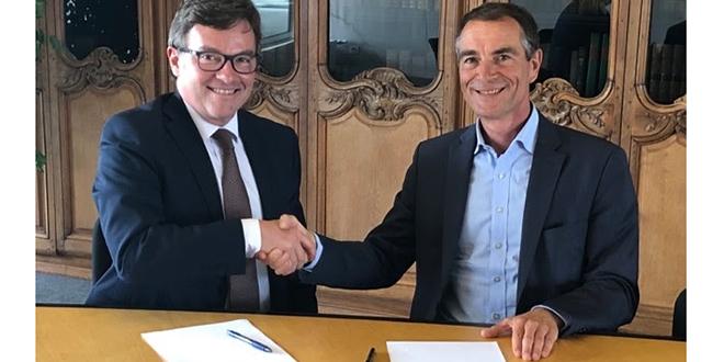 Rabat Business School et Audencia scellent un partenariat
