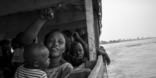 Des réfugiés centrafricains rentrent chez eux depuis la RDC