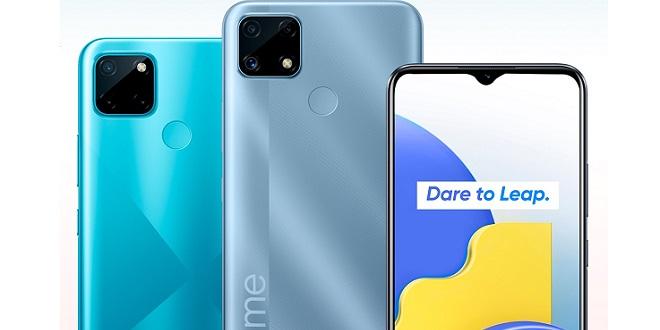 Realme lance deux nouveaux smartphones sur le marché marocain