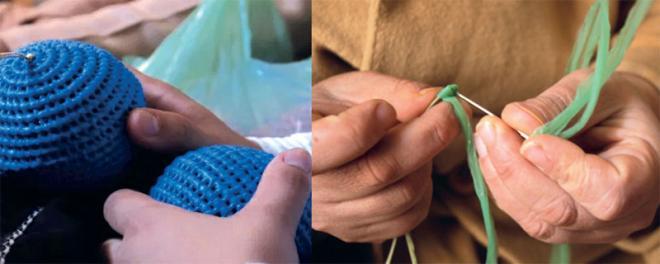 Au Maroc, de la mode éthique pour recycler le plastique