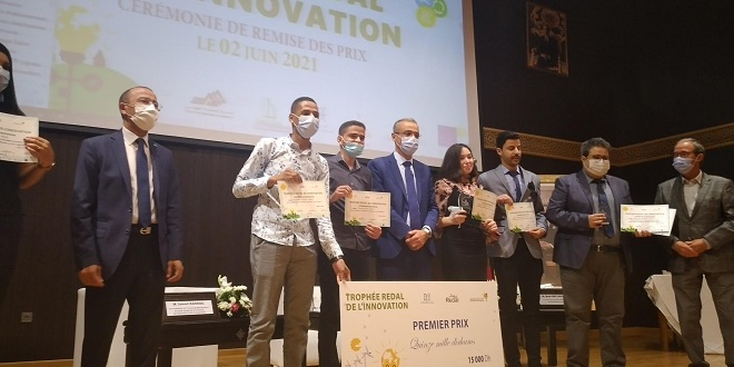 Redal récompense les projets innovants des étudiants de Rabat