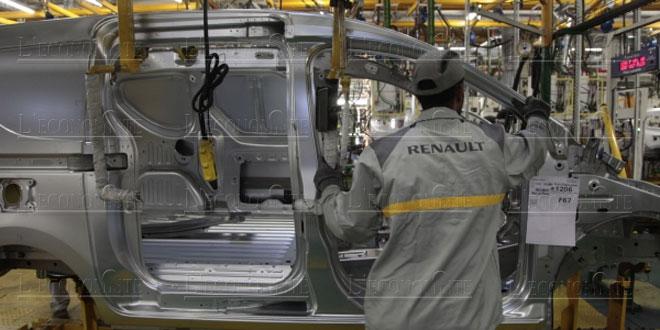 Renault suspend ses activités au Maroc