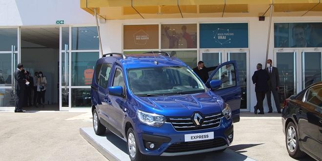 Renault: De nouveaux véhicules pour l'usine de Tanger