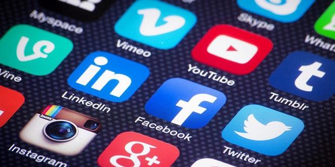 Réseaux sociaux: 3,8 milliards d'utilisateurs dans le monde